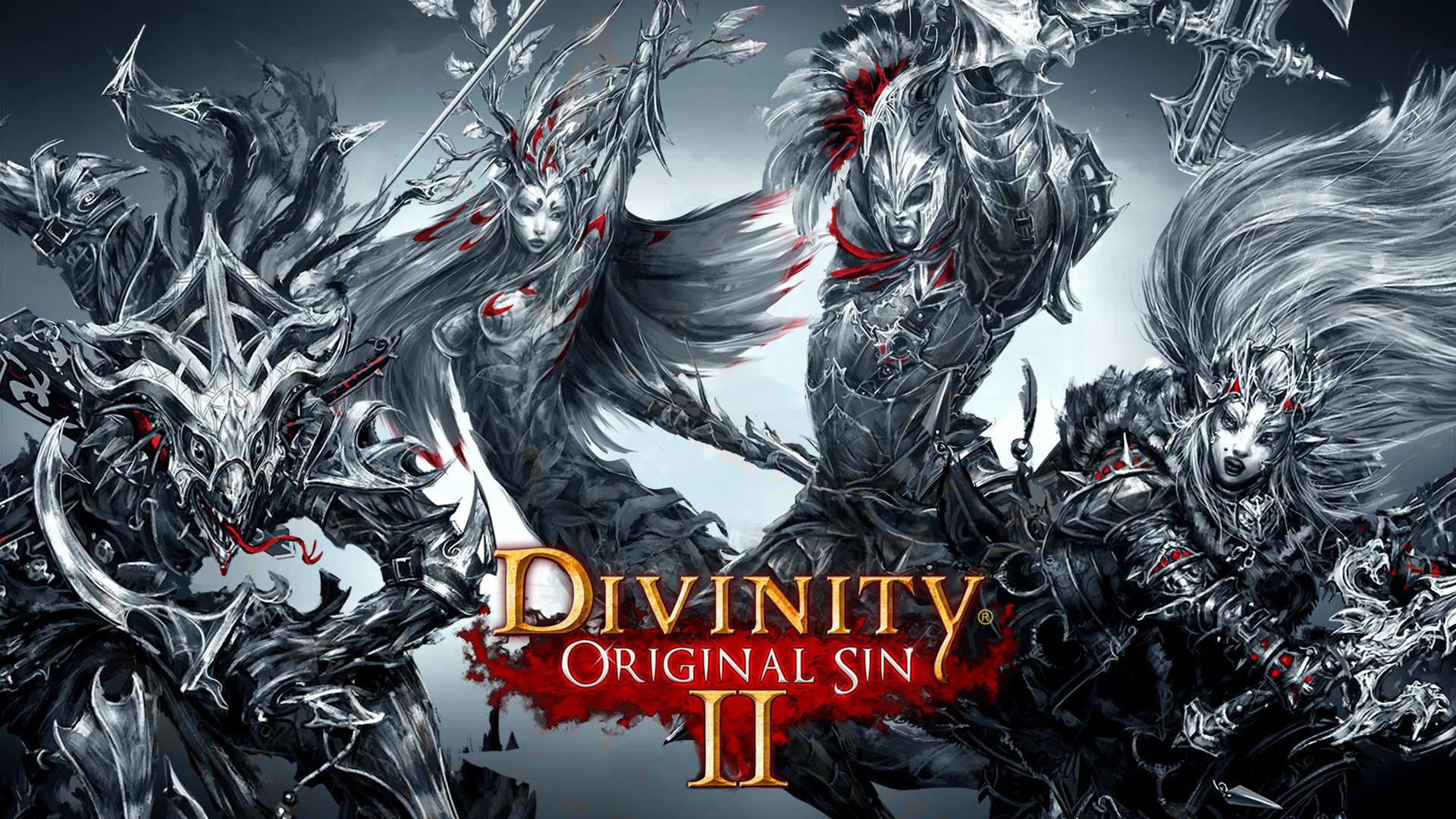 Арт Divinity: Original Sin 2
