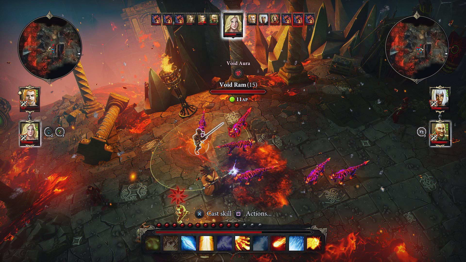 Скриншот Divinity: Original Sin - Enhanced Edition