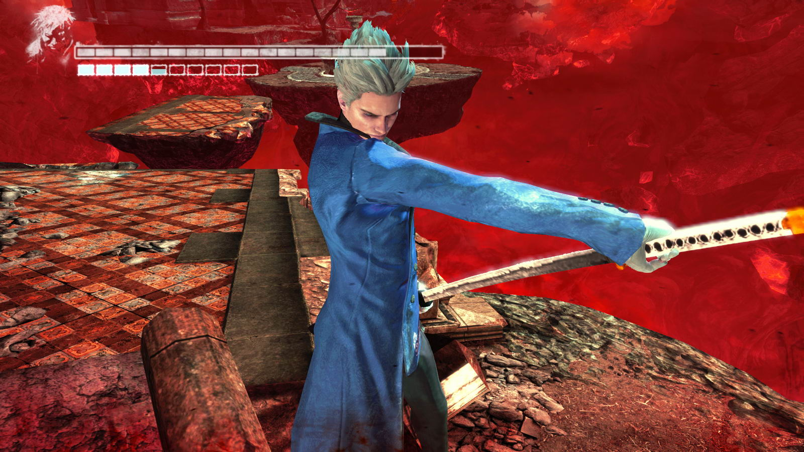 Скриншот DmC: Devil May Cry - Vergil's Downfall