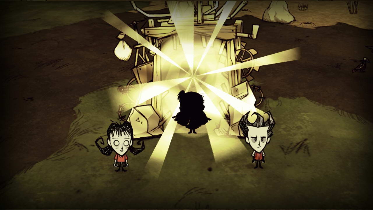 Скриншот Don't Starve Together
