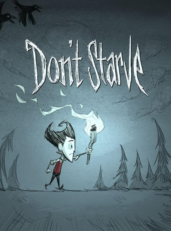 Арт Don't Starve