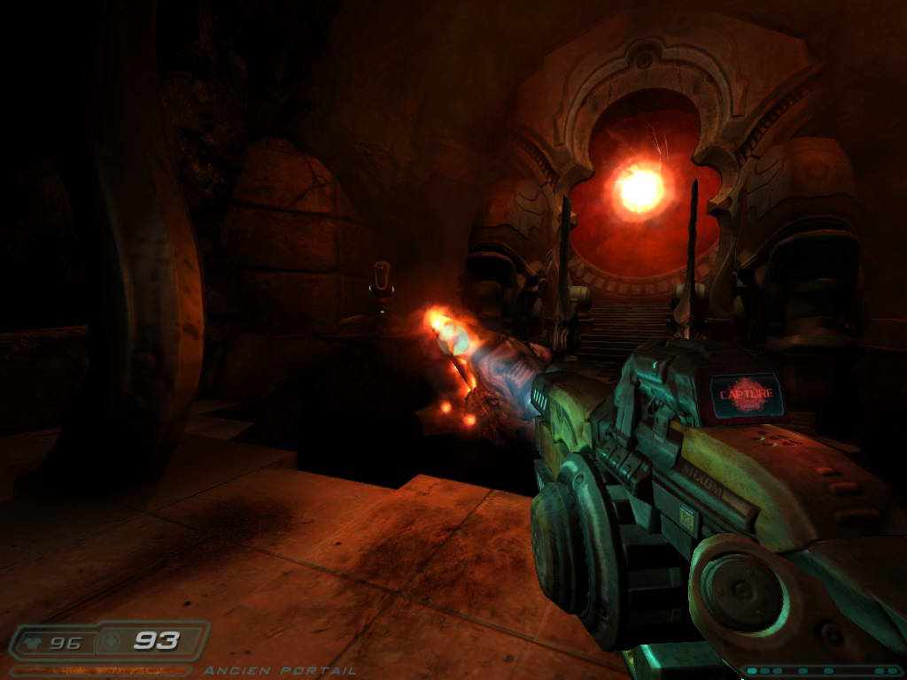 Скриншот Doom 3: Resurrection of Evil