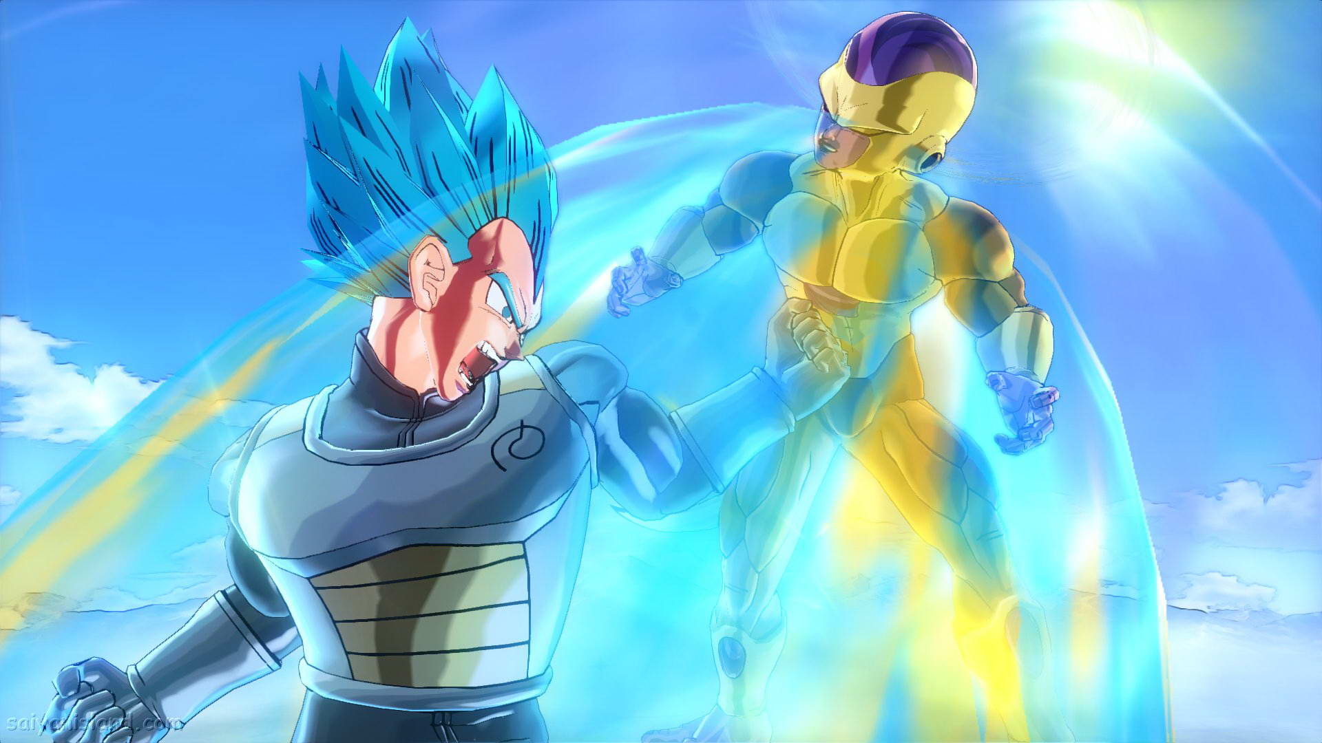 Скриншот Dragon Ball Xenoverse 2