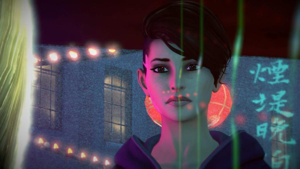 Скриншот Dreamfall Chapters: Book Three - Realms