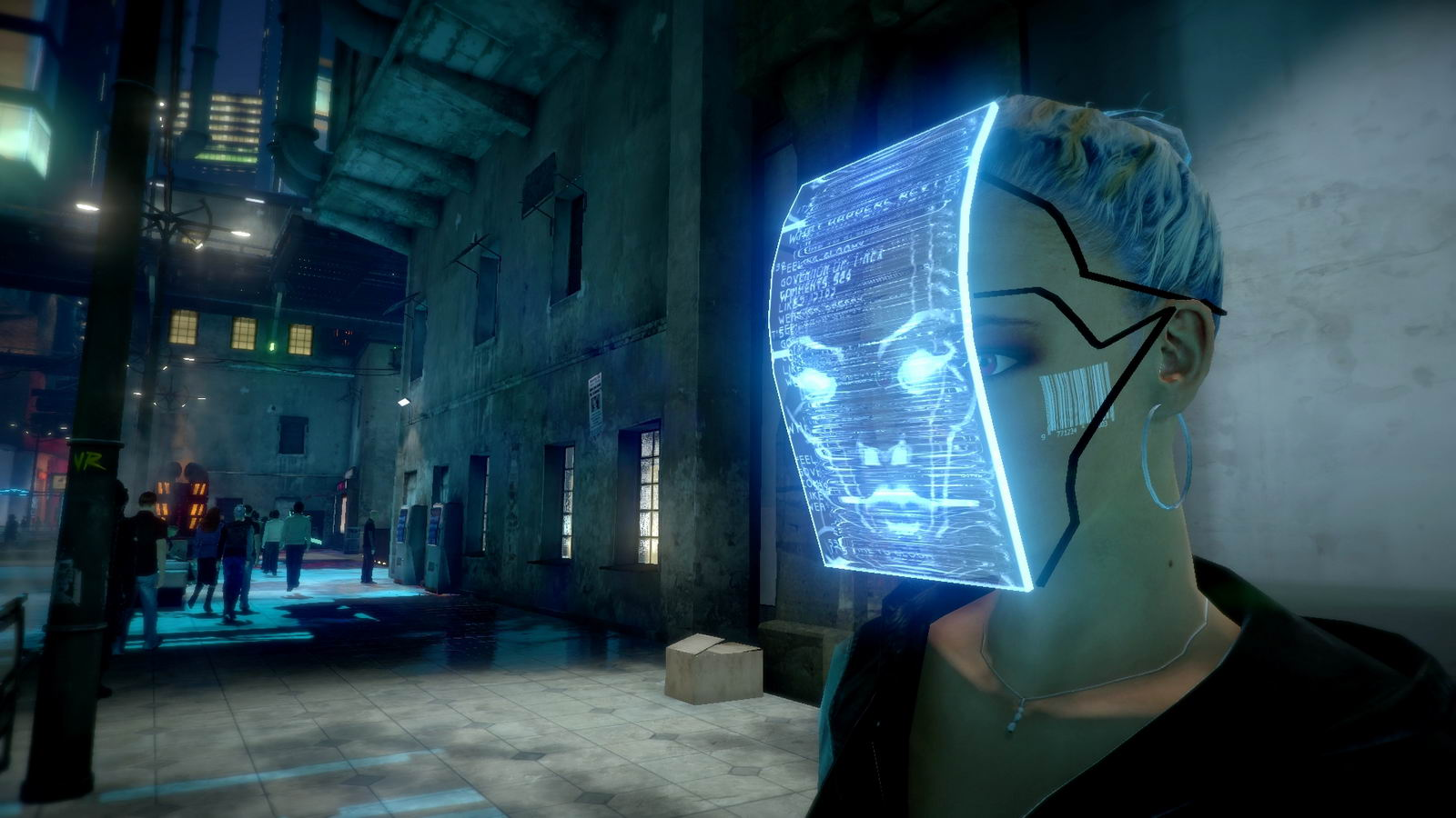 Скриншот Dreamfall Chapters: Book One - Reborn
