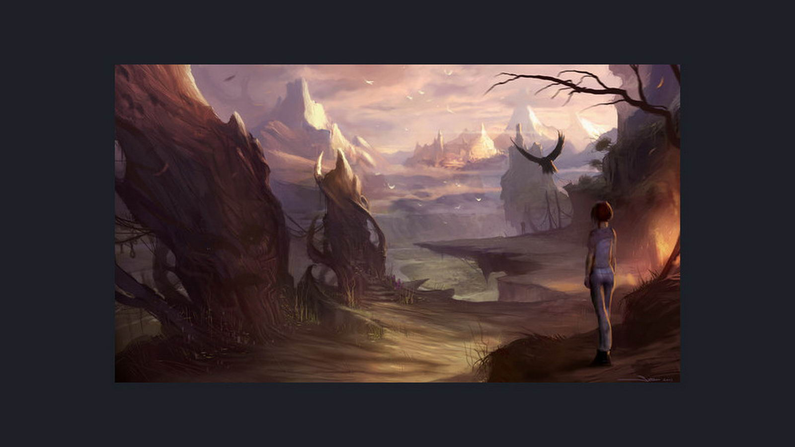 Арт Dreamfall Chapters: Book One - Reborn
