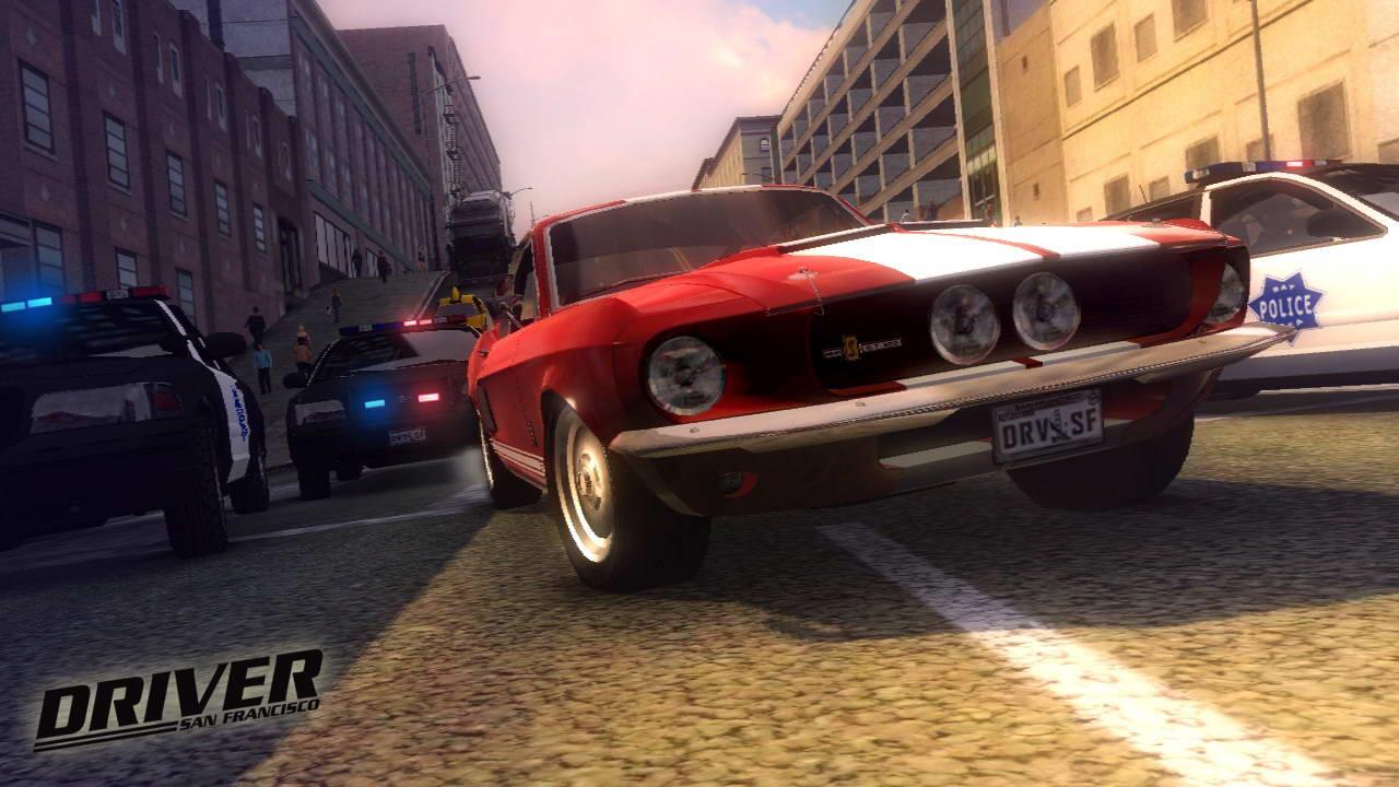 Скриншот Driver: Сан-Франциско