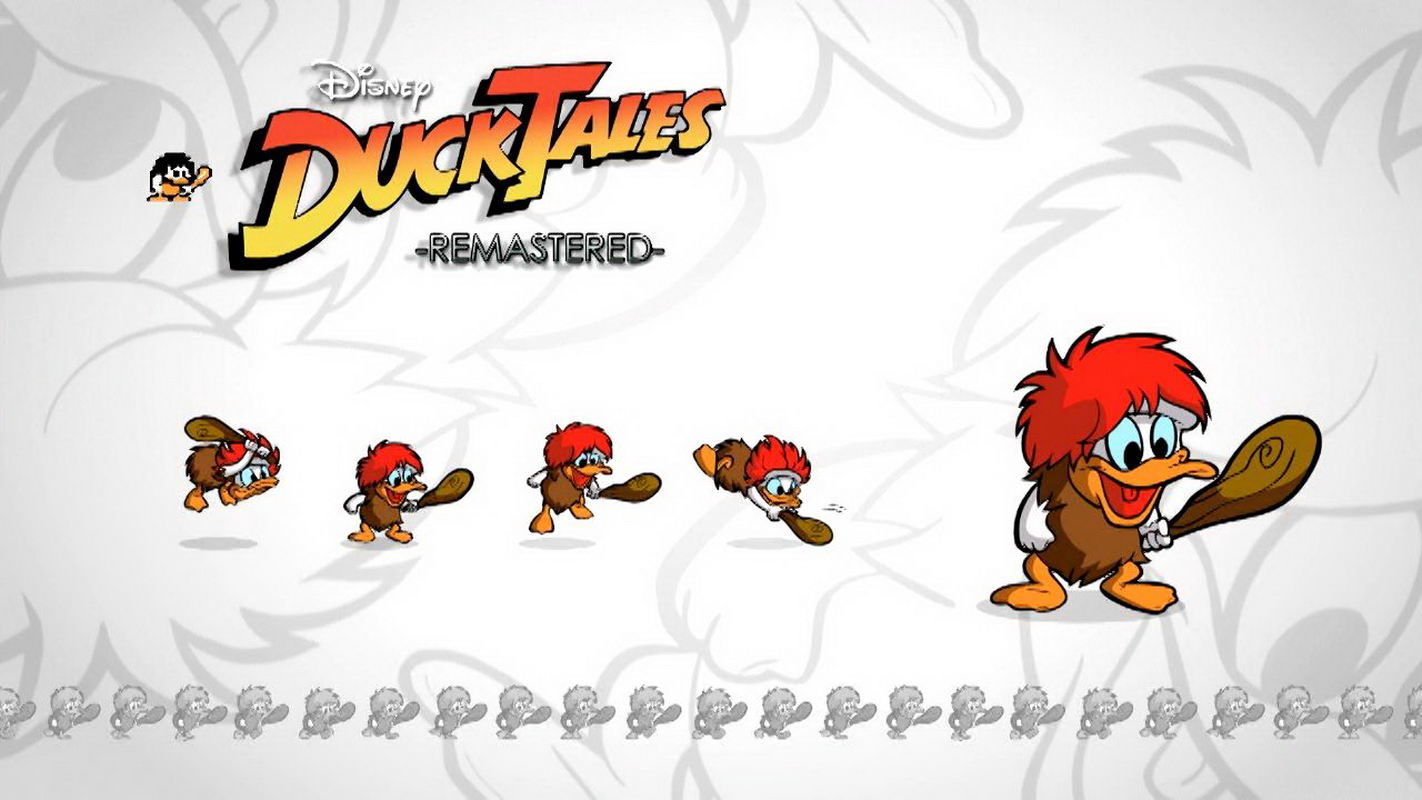 Арт DuckTales: Remastered