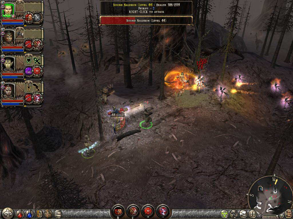 Скриншот Dungeon Siege II: Broken World
