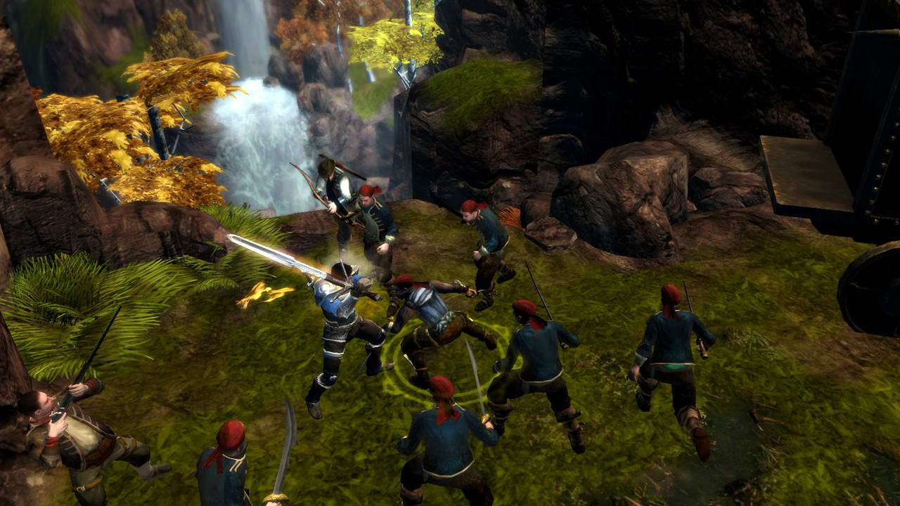 Скриншот Dungeon Siege III