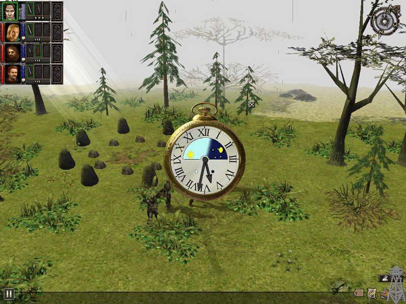 Скриншот Dungeon Siege
