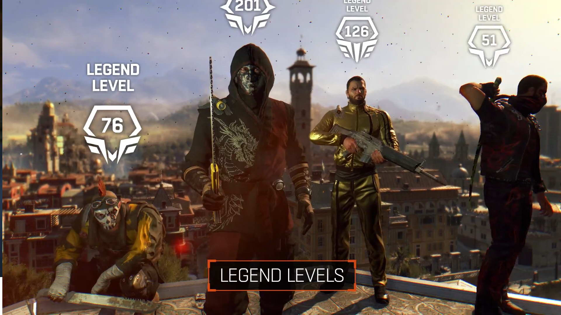 Скриншот Dying Light: The Following - Enhanced Edition