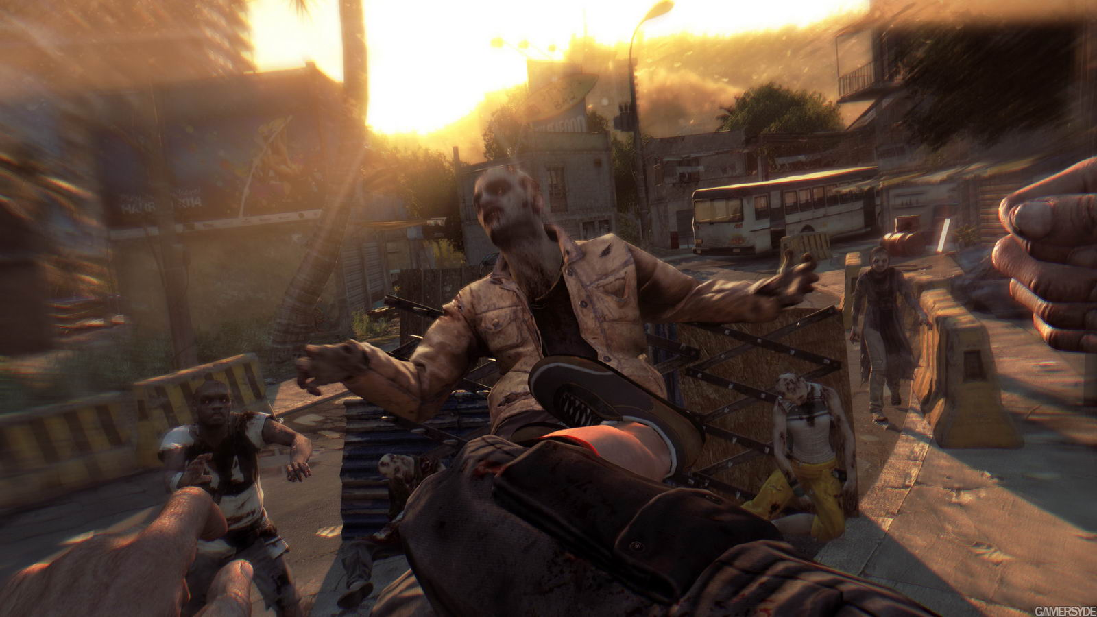 Скриншот Dying Light