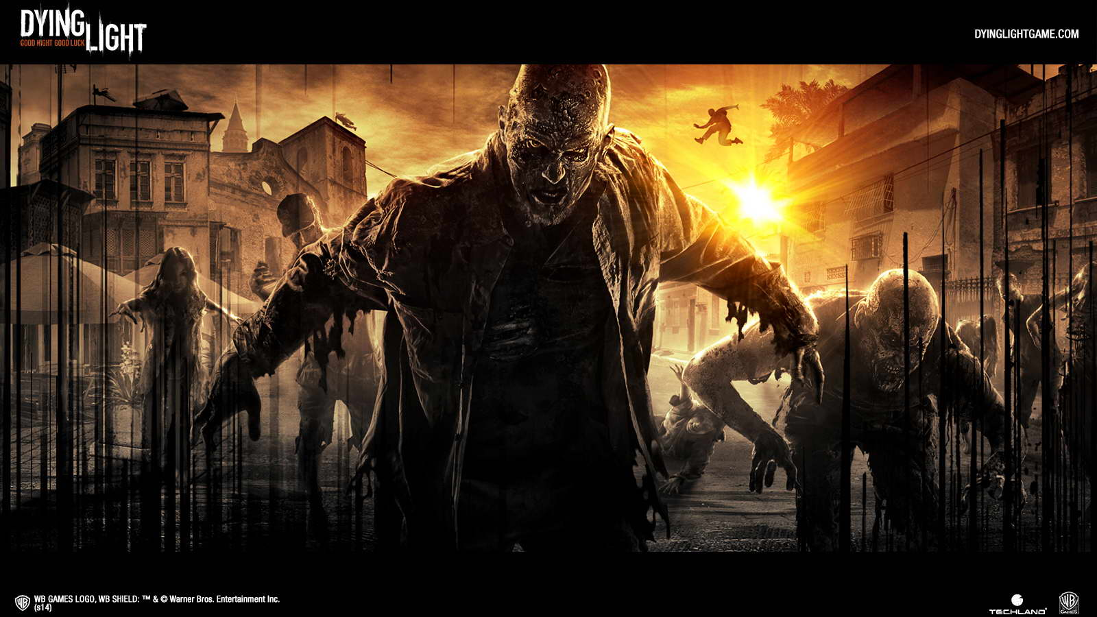 Арт Dying Light