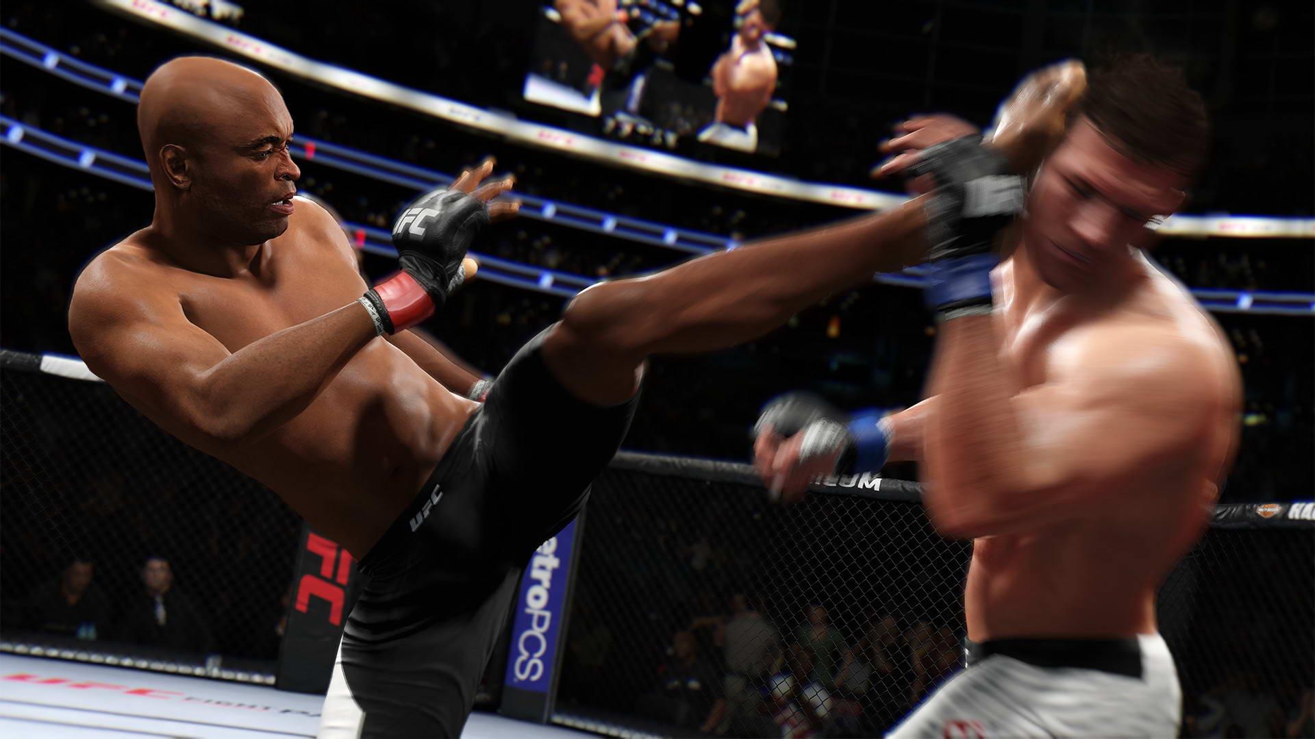 Скриншот EA Sports UFC 2