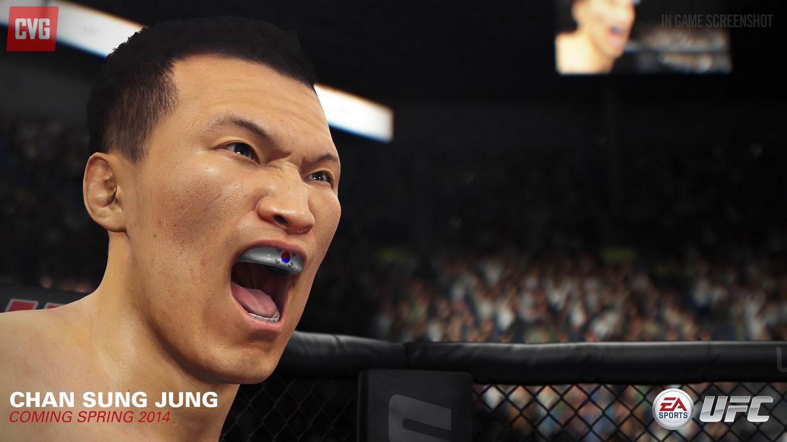 Скриншот EA Sports UFC