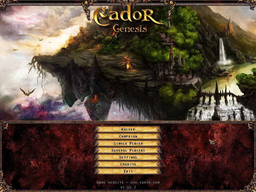 Скриншот Эадор. Сотворение