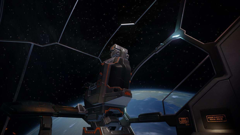 Скриншот Elite: Dangerous