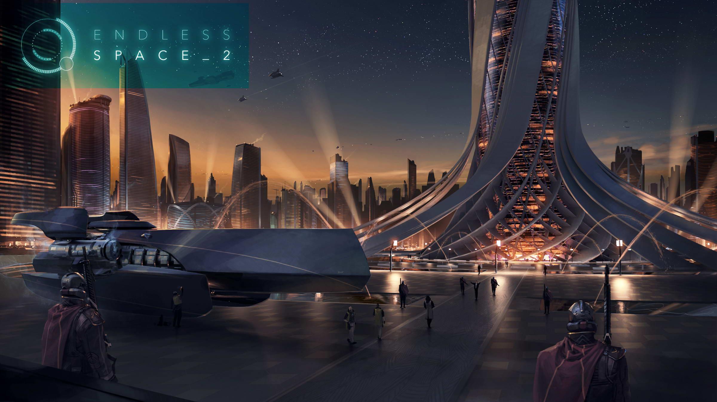 Скриншот Endless Space 2