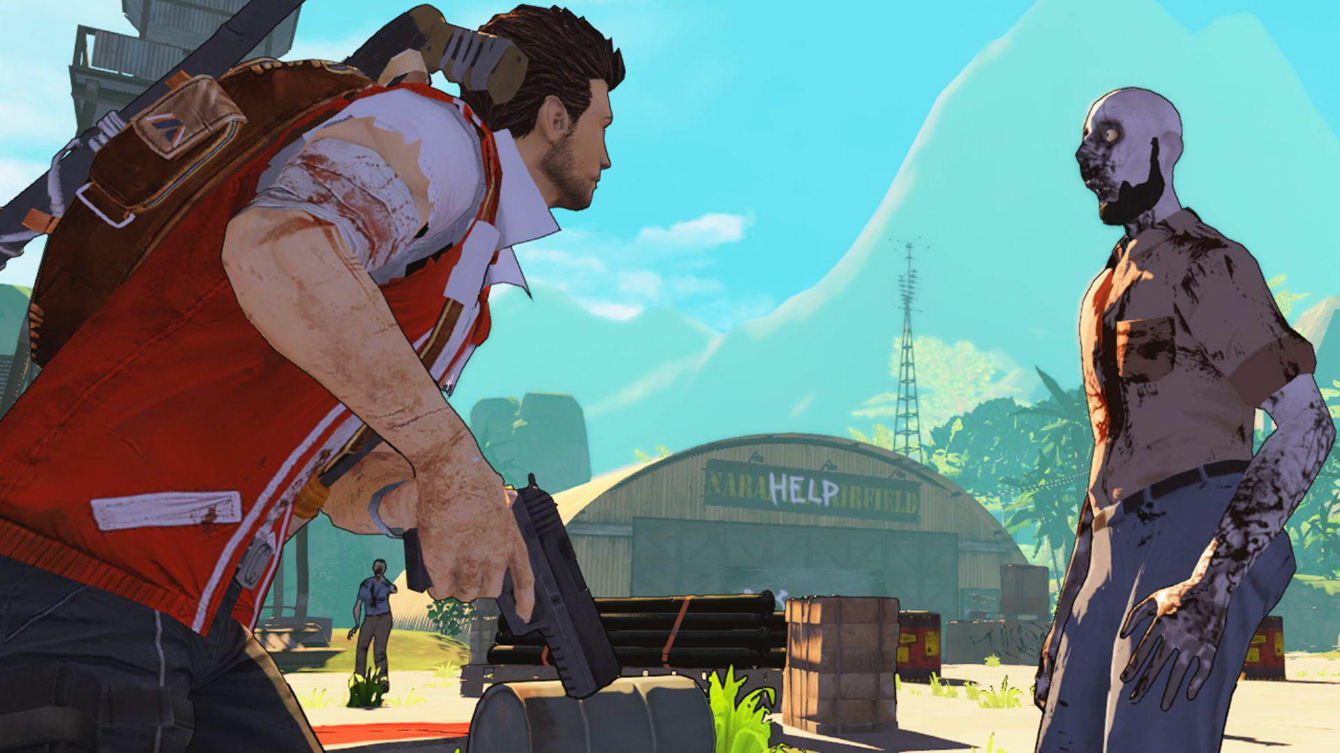 Скриншот Escape Dead Island