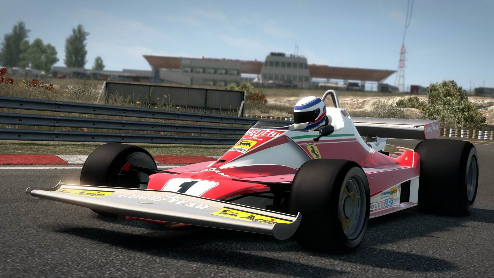 Скриншот F1 2013