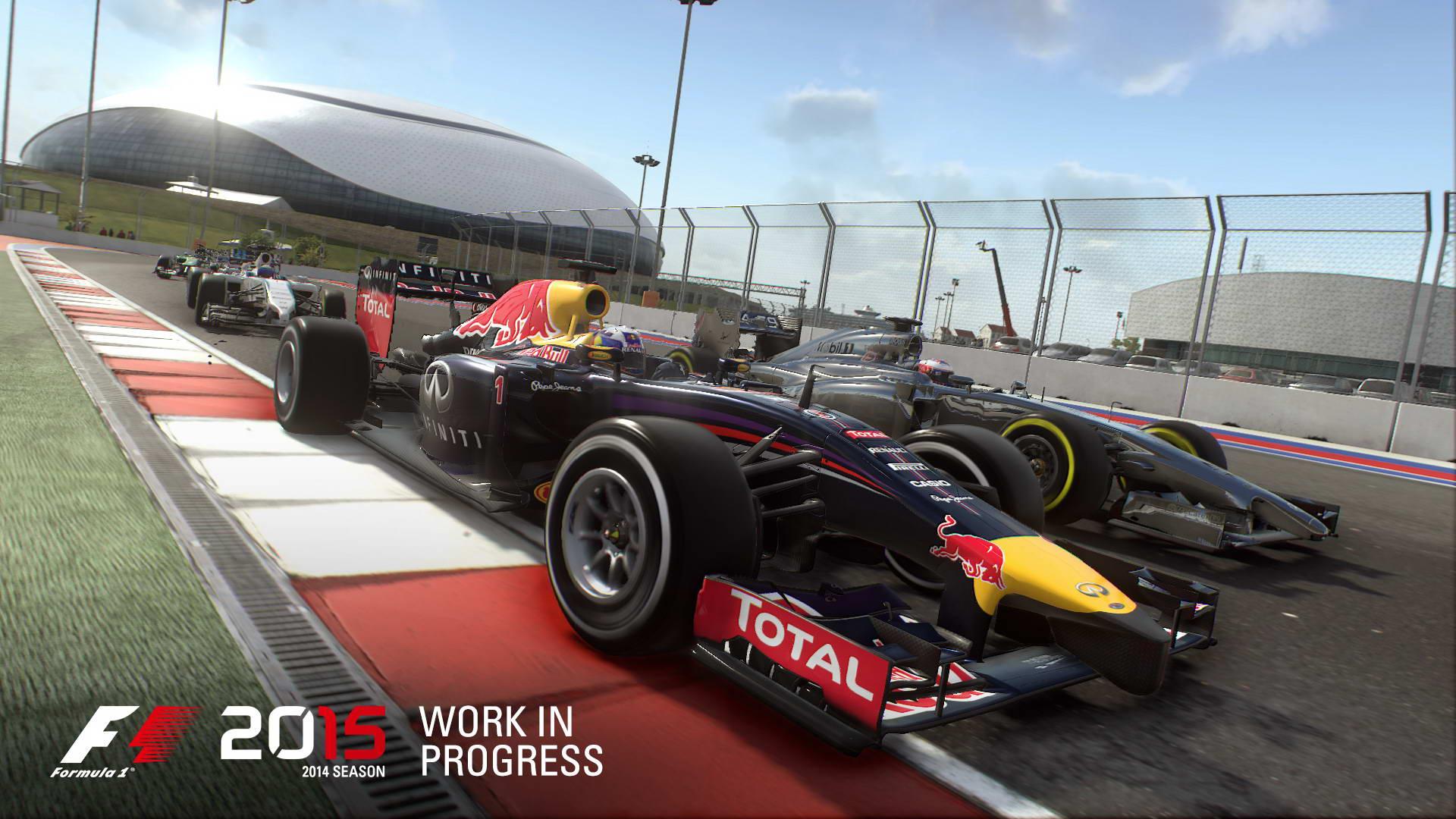 Скриншот F1 2015