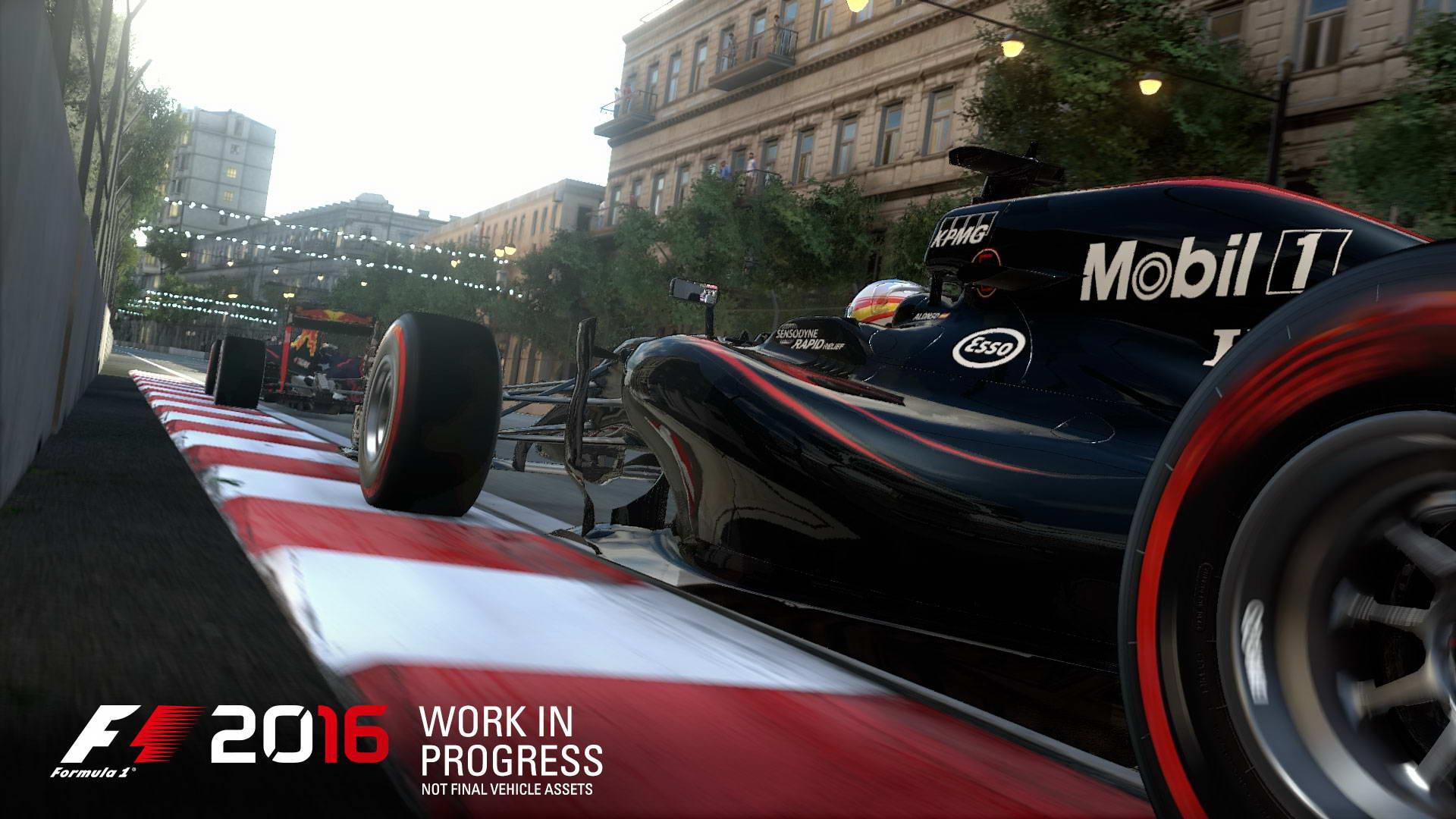 Скриншот F1 2016