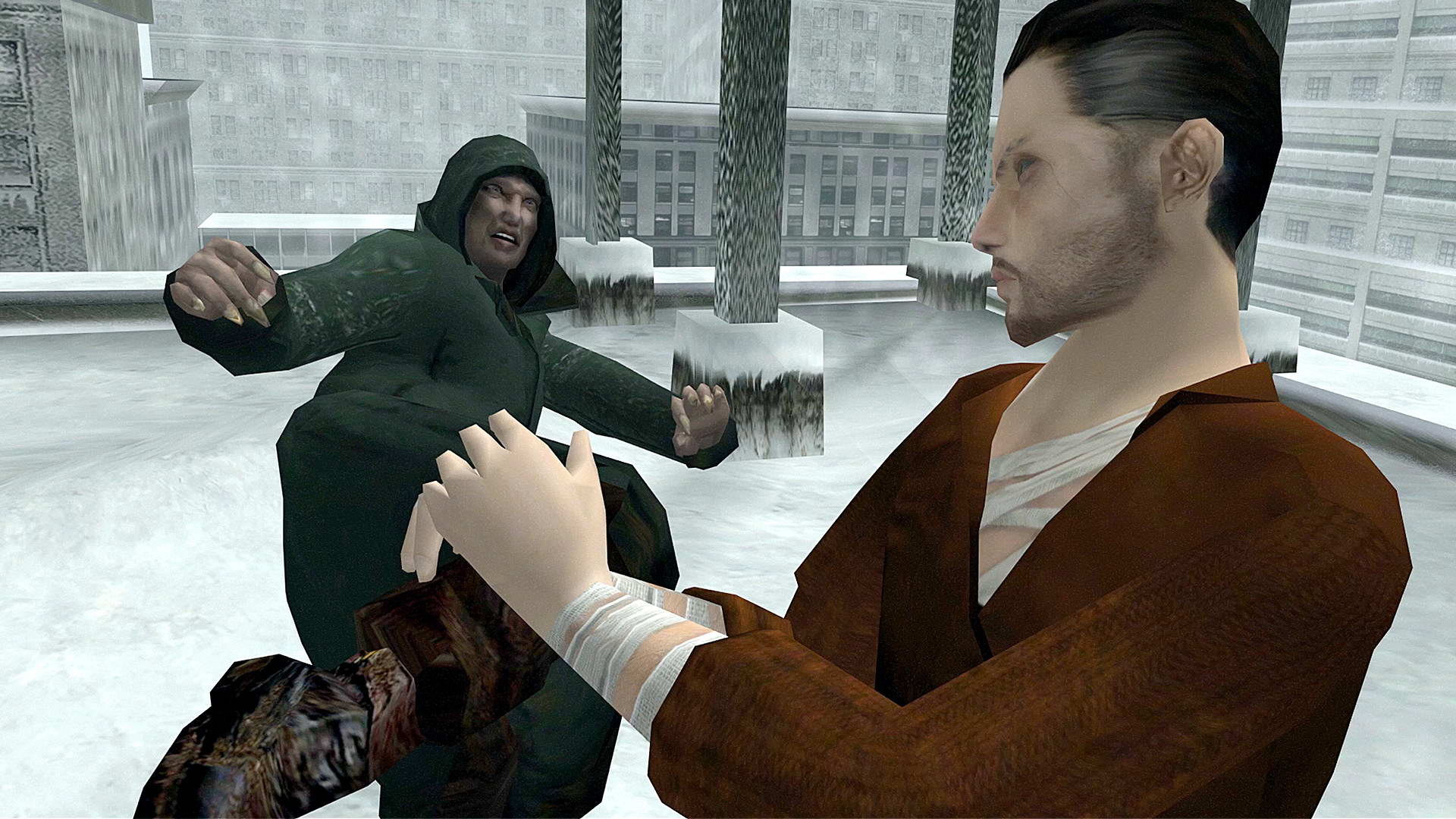 Скриншот Fahrenheit: Indigo Prophecy Remastered