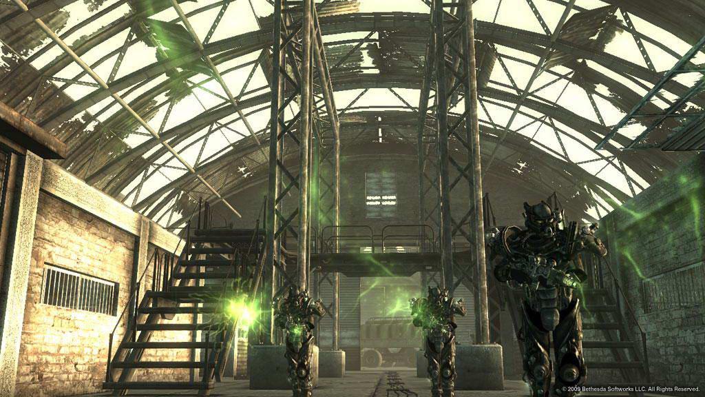 Скриншот Fallout 3 - Broken Steel