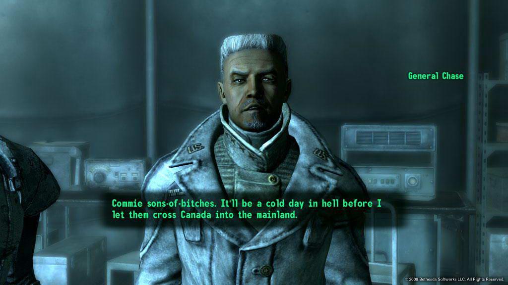 Скриншот Fallout 3: Operation Anchorage