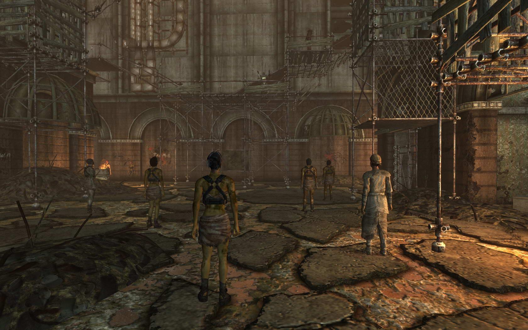 Скриншот Fallout 3: The Pitt
