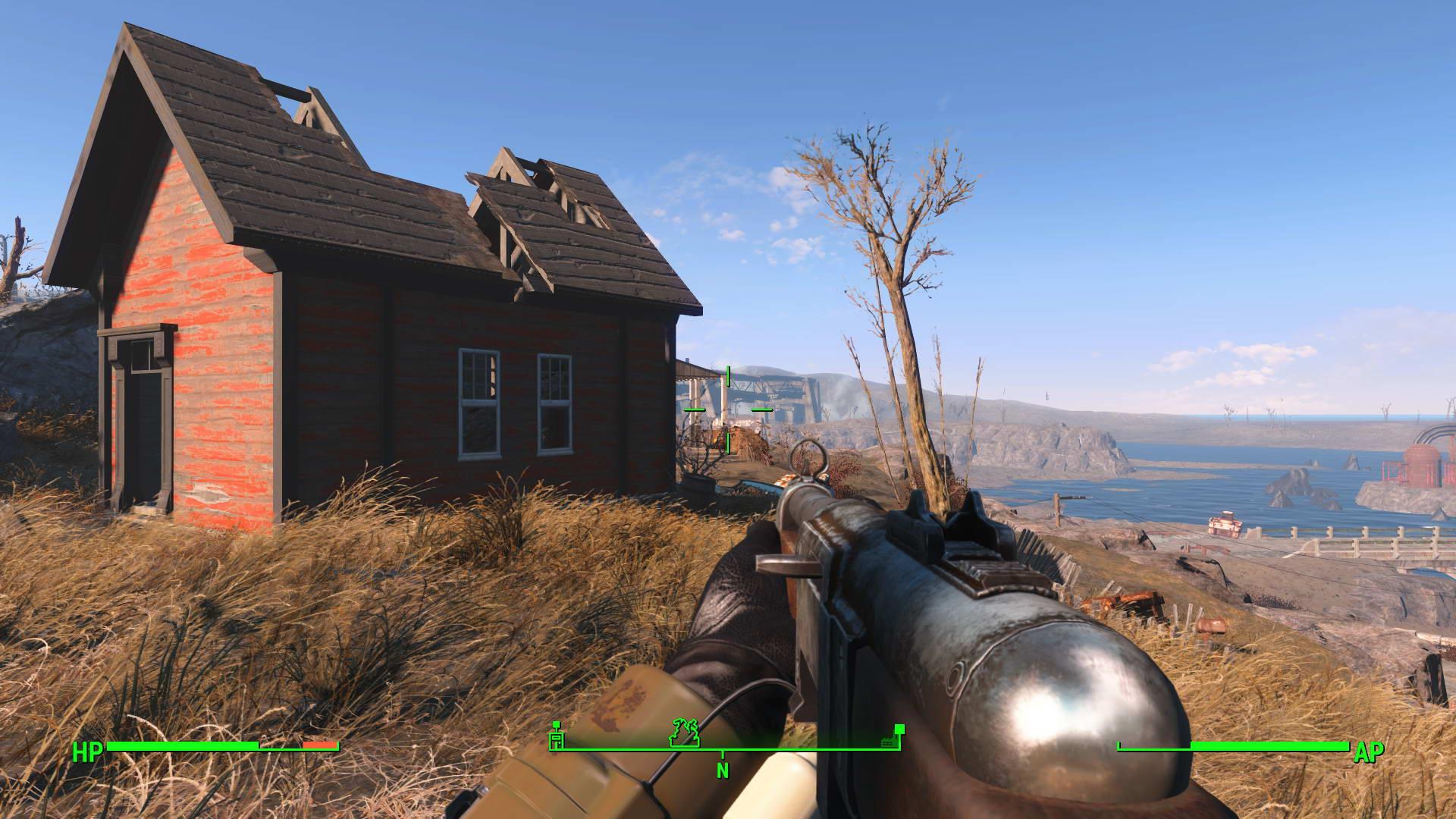 Скриншот Fallout 4: Far Harbor