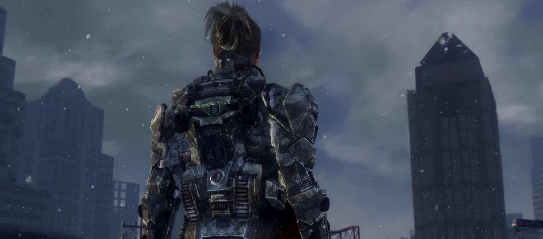 Скриншот Fallout 4: Wasteland Workshop