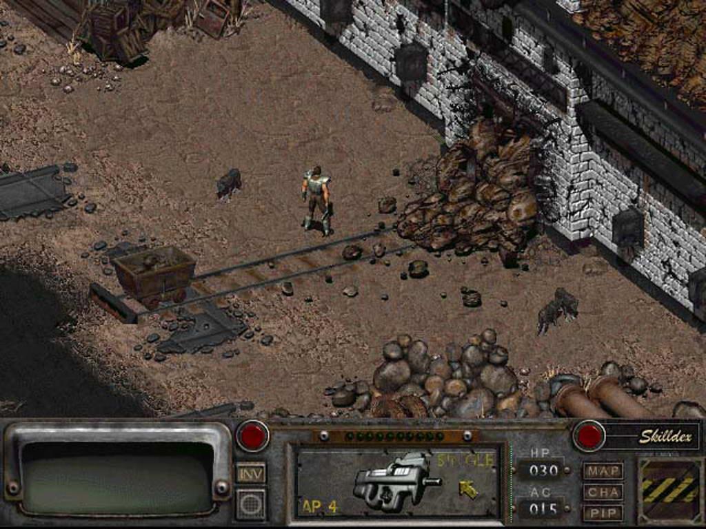 Скриншот Fallout