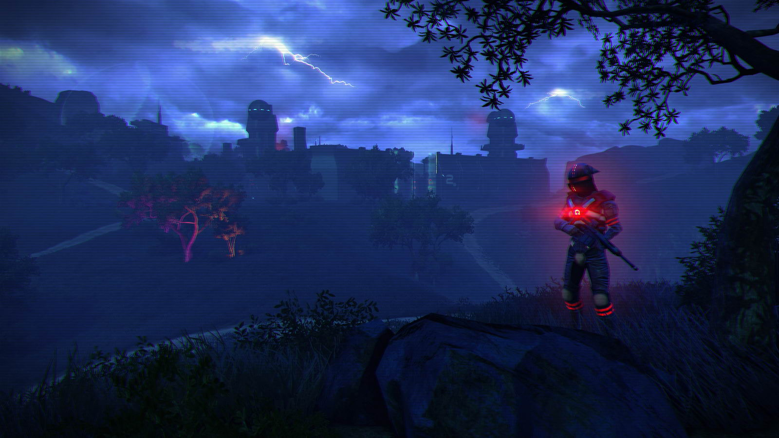 Скриншот Far Cry 3: Blood Dragon