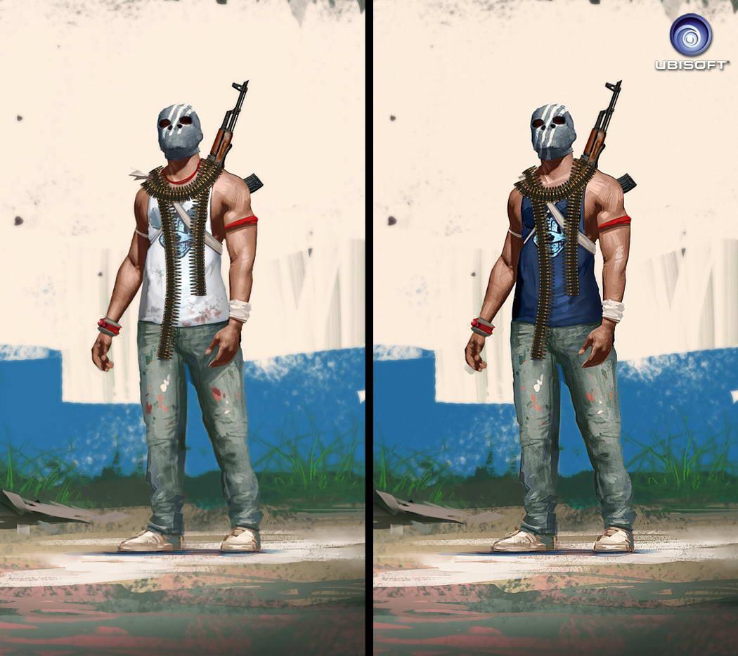 Арт Far Cry 3