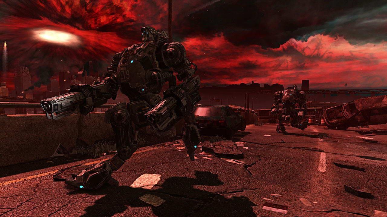 Скриншот F.E.A.R. 3 (F3AR)