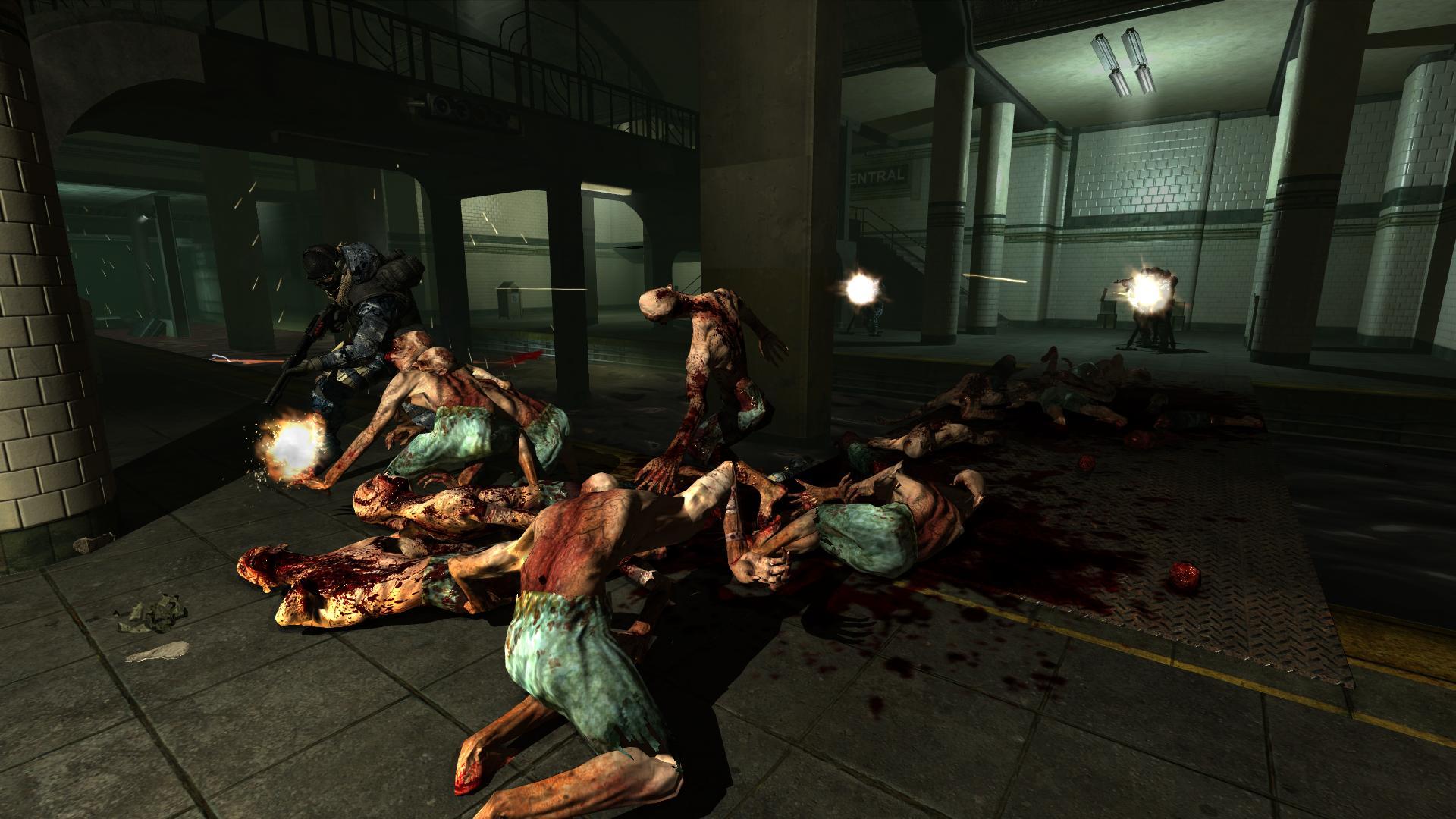 Скриншот F.E.A.R. Online