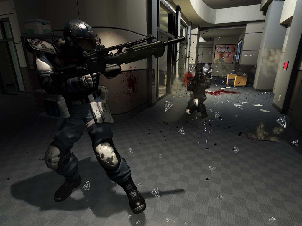 Скриншот F.E.A.R.