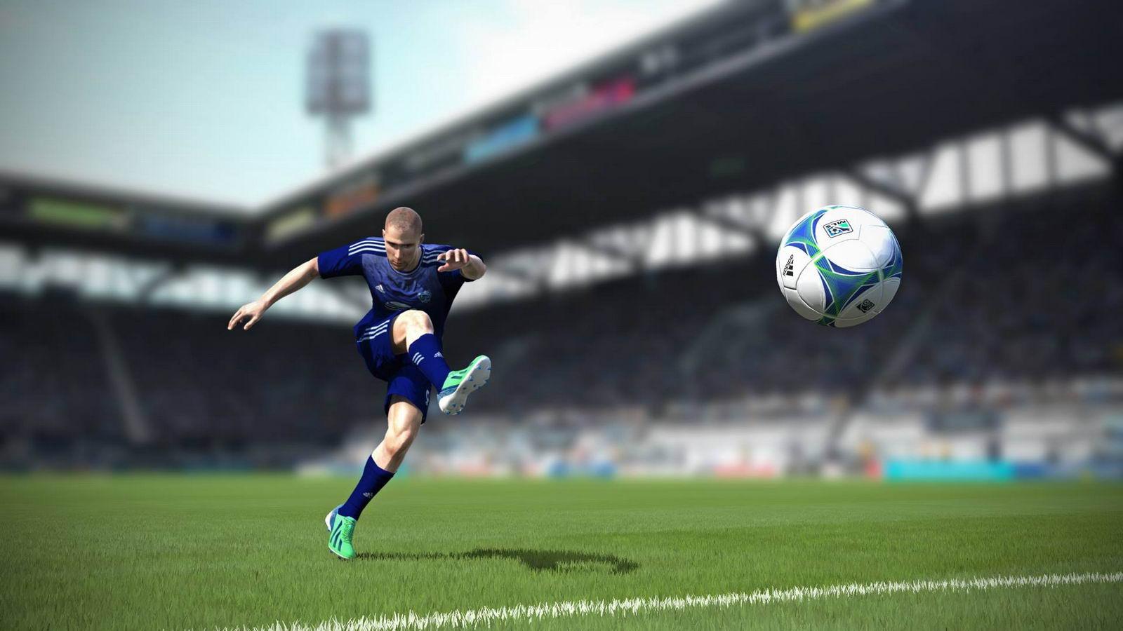 Скриншот FIFA 14