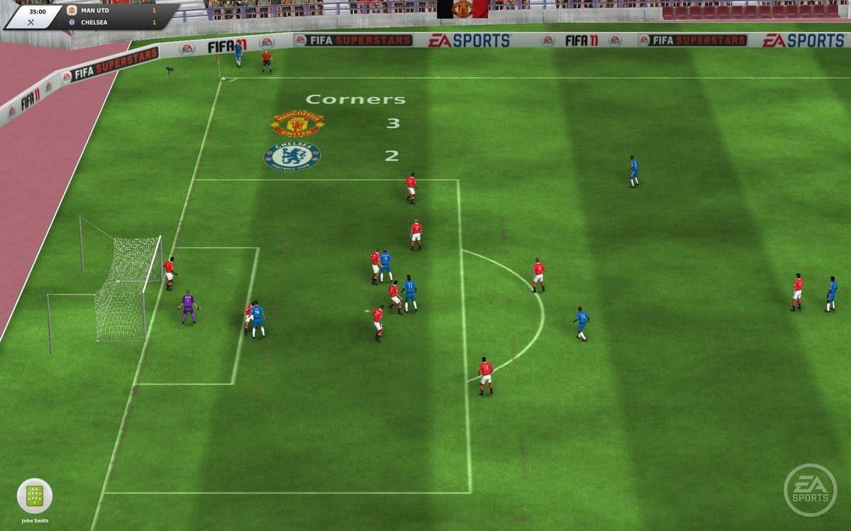 Скриншот FIFA Manager 12