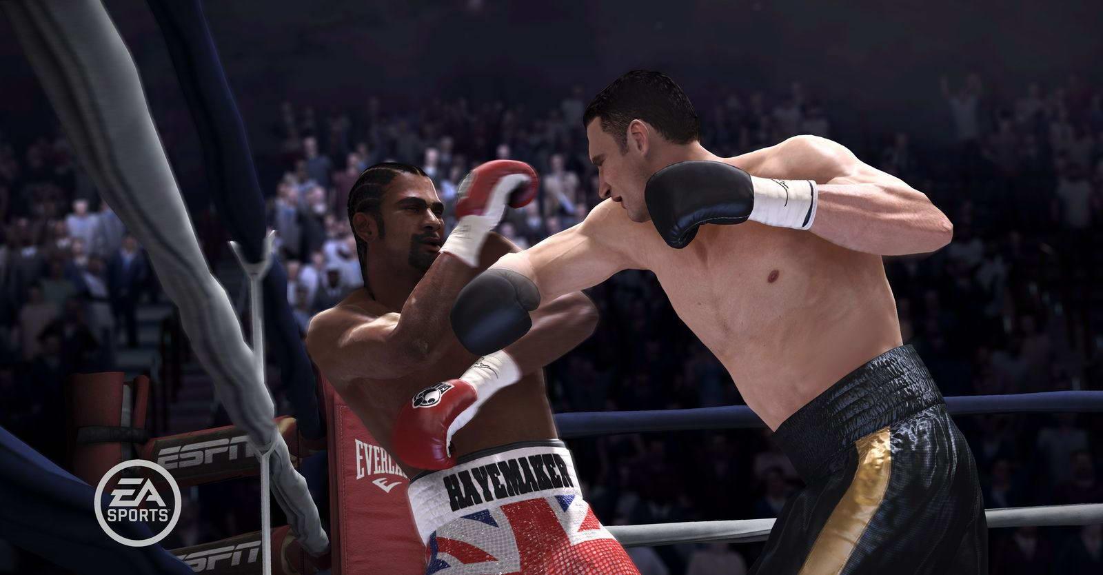 Скриншот Fight Night: Champion