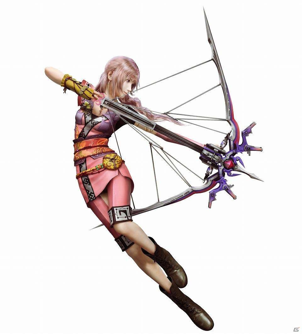 Арт Final Fantasy XIII-2
