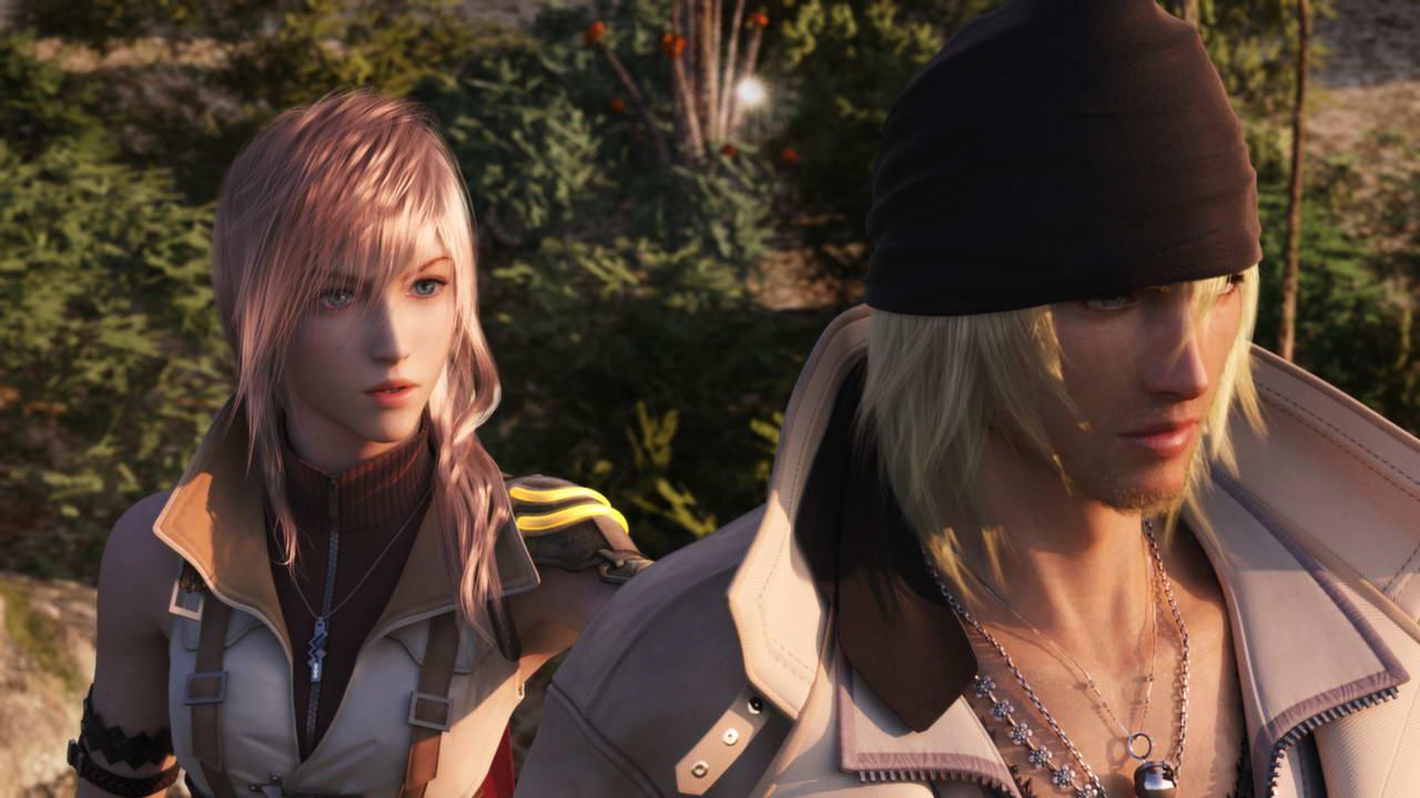 Скриншот Final Fantasy XIII