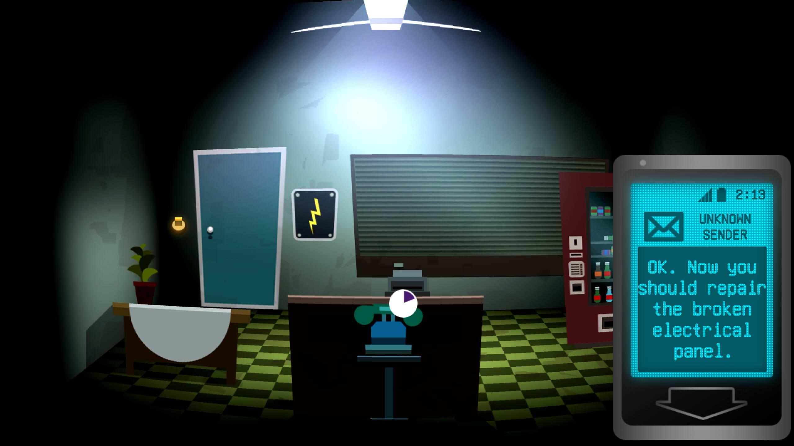 Скриншот Five Nights at Freddy's 4