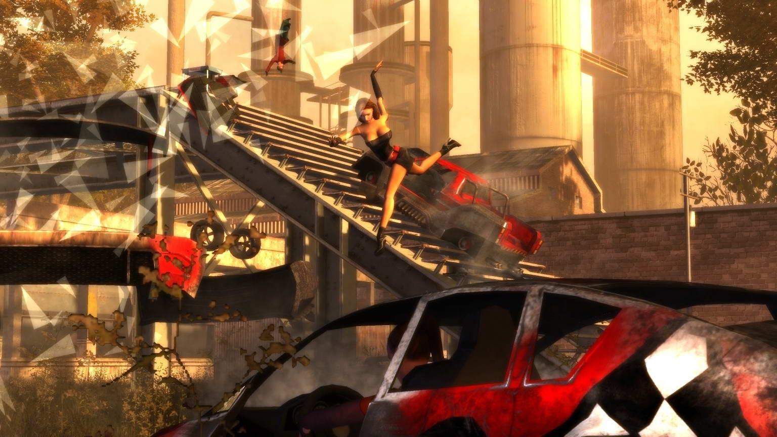 Скриншот FlatOut 3: Chaos & Destruction