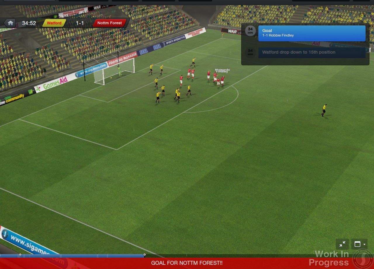 Скриншот Football Manager 2013