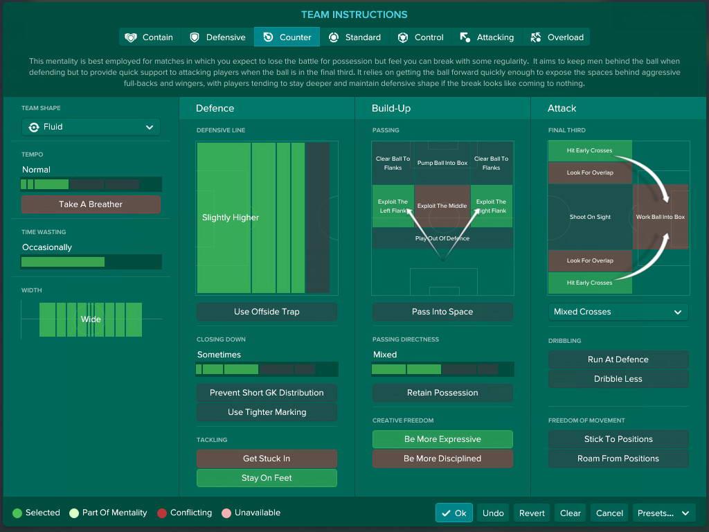 Скриншот Football Manager 2017