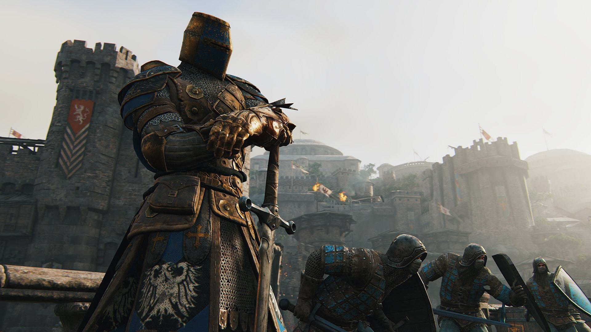 Скриншот For Honor