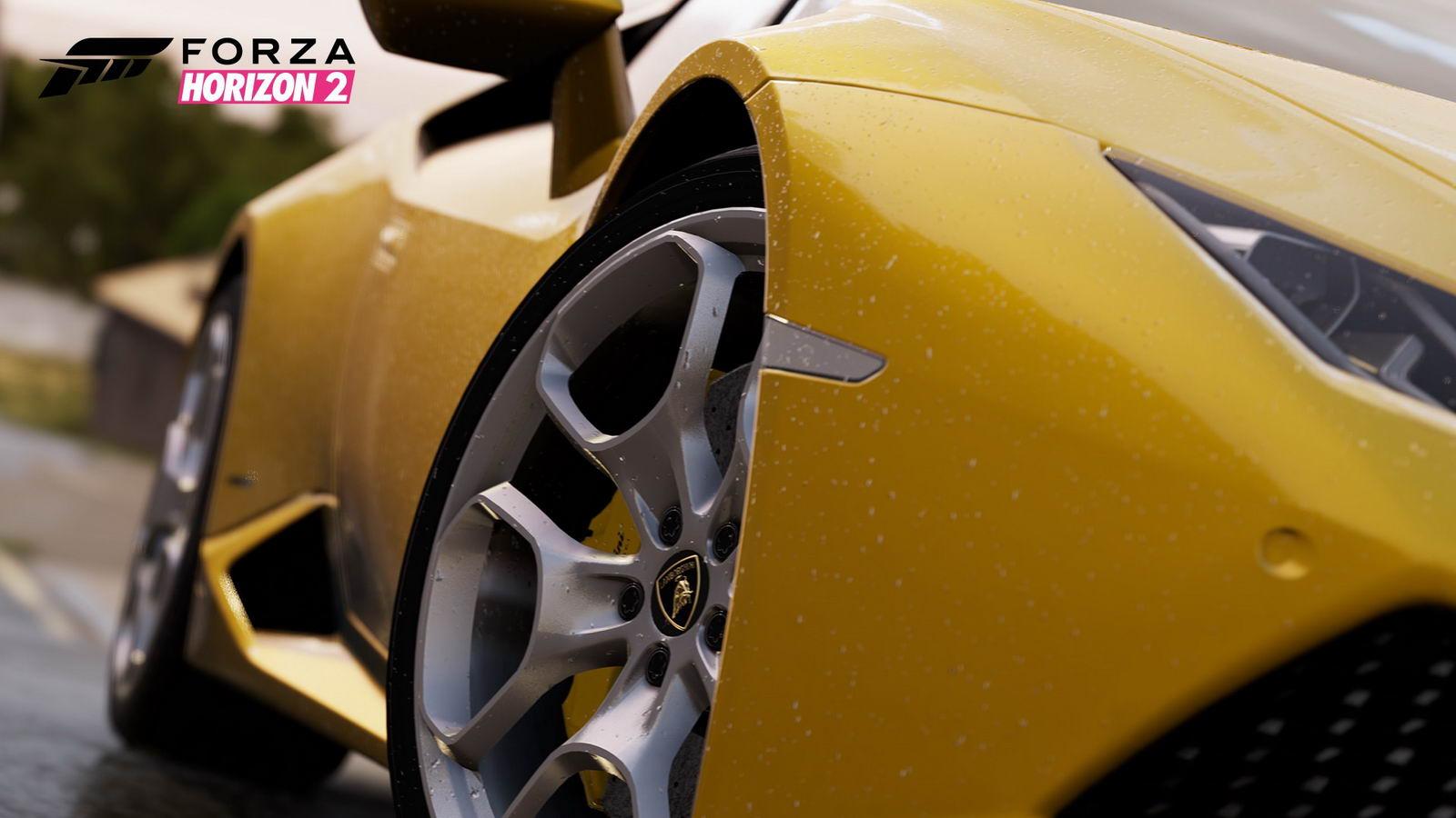 Скриншот Forza Horizon 2